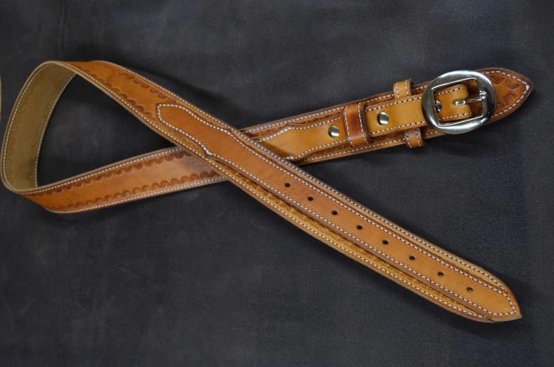 cinturón piel ranger