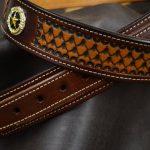 Cinturon Ranger de cuero Decorado 1