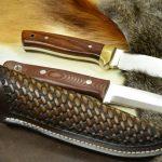 Funda de cuchillo para Bushcraft