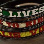 cinturón cuero personalizado serpiente