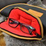 estuche gafas acolchado loneta interior