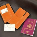 funda para pasaporte fieldnotes