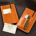 funda para pasaporte y fieldnotes
